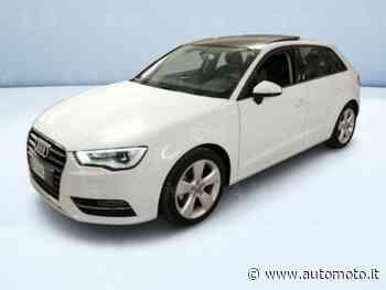 Vendo Audi A3 Sportback 2.0 TDI Ambition usata a Tavagnacco, Udine (codice 9008377) - Automoto.it - Automoto.it