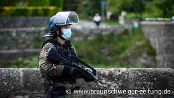 """Polizeieinsatz: """"French Sniper"""": Mutmaßlicher Doppelmörder auf der Flucht"""