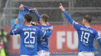 2. Liga: Holstein Kiel hat Relegation sicher - Sieg gegen Regensburg