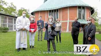 Wolfsburgs Protestanten: Kreuzkirche - Christliche Worte und Schokolade als Botschaft