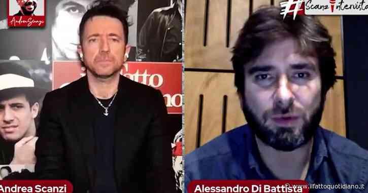 """""""Contro!"""", il nuovo libro di Alessandro Di Battista: segui la presentazione con l'autore e Andrea Scanzi"""