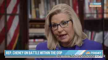 Liz Cheney calls for criminal investigation into Trump in first interview since being ousted