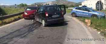 Maddaloni / Caserta / Sant'Agata de' Goti – Scontro tra auto, due feriti - Paesenews