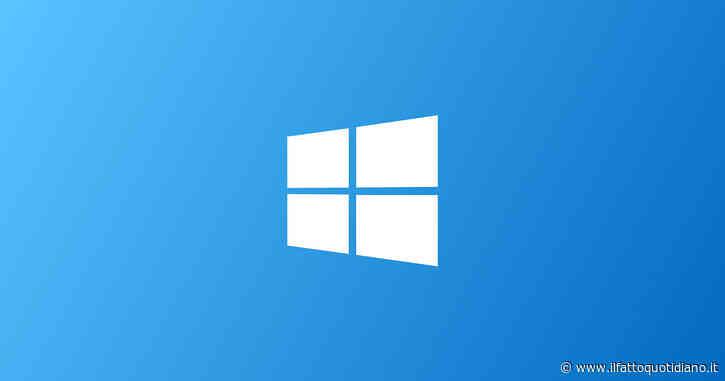 Windows 10, l'ultimo aggiornamento blocca il PC. Fortunatamente c'è il fix