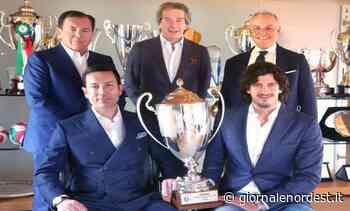 San Vendemiano/Foto ricordo con la Coppa (e i ringraziamenti alle Pantere) - Giornale Nord Est