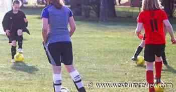 Weyburn soccer season kicks off with the girls - Weyburn Review