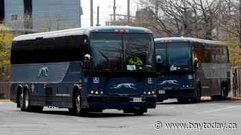 Canadian Press NewsAlert: Greyhound Canada to cut all routes, end operations