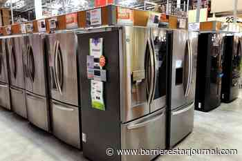 Global chip shortage, pandemic demand drive up home appliance prices - Barriere Star Journal