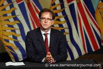 B.C. to use remaining AstraZeneca vaccine for 2nd doses - Barriere Star Journal