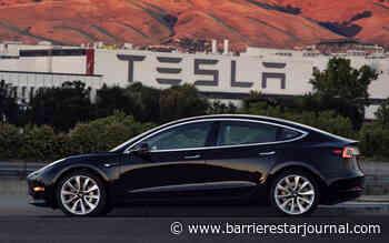 Crash, arrest draw more scrutiny of Tesla Autopilot system - Barriere Star Journal