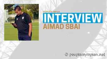 Aimad Sbai : Entraîneur de l'AC Vedene - Peuple Olympien - Peuple Olympien