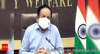 Demands by states for increasing vaccine quota arouse 'narrow political passion among masses': Vardhan