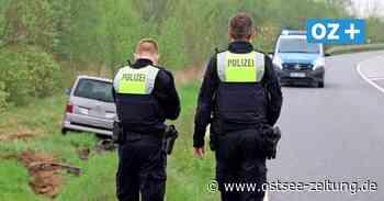 Ribnitz-Damgarten: Bewusstloser Autofahrer in Graben geschleudert - Ostsee Zeitung