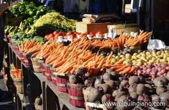 Mercado campesino en La Tebaida - El Quindiano S.A.S.