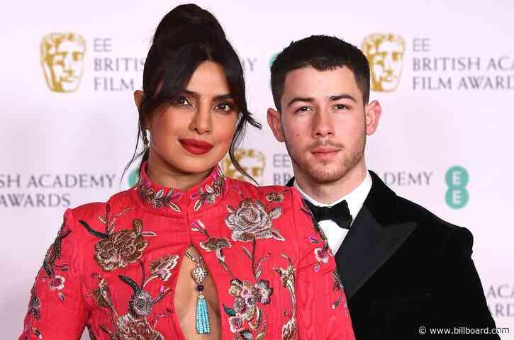 Nick Jonas & Priyanka Chopra Raise $1 Million For COVID-19 Relief in India