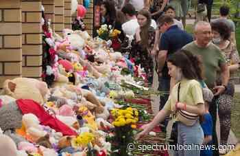 Putin: school shooting in Kazan 'has shaken all of us' - Spectrum News