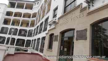 Era intensamente buscado y estaba internado en el Hospital Domingo Funes - El Diario de Carlos Paz