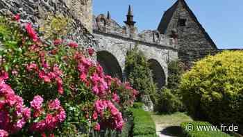 Die Burg in Kronberg öffnet wieder - fr.de