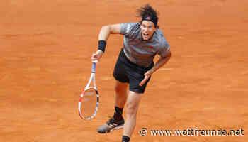 Thiem - Sonego Tennis Tipp | Achtelfinale Rom 2021 - Wettfreunde