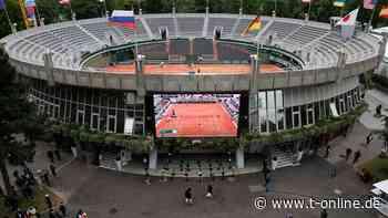 Tennis-Grand-Slam-Turnier: French Open im Optimalfall vor 118.000 Besuchern - t-online.de