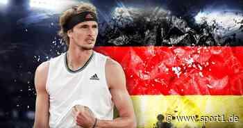 2 nach 10: Ist Alexander Zverev in Tennis-Deutschland Fans und Medien egal? - SPORT1
