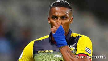 Antonio Valencia cuelga los guayos - Marca Claro Colombia