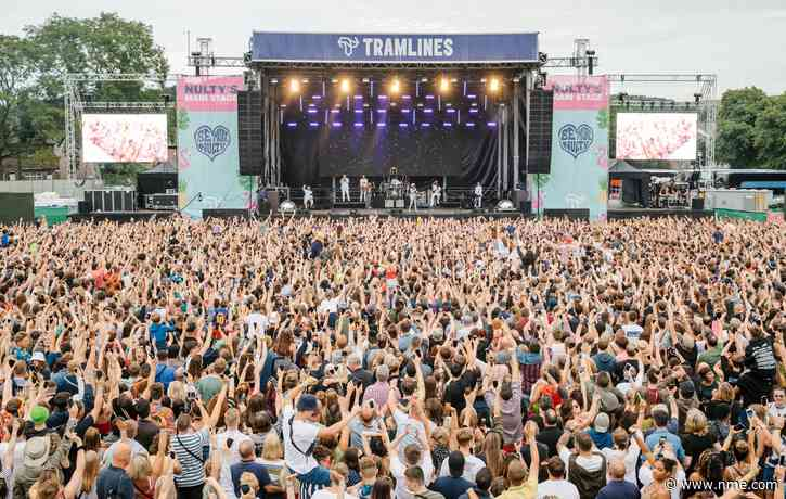 Here's your chance to play this year's Tramlines festival