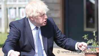 Coronavirus latest news: We may need local lockdowns to control Indian variant, Boris Johnson says - Telegraph.co.uk