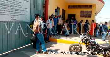 Continúan los obreros exigiendo finiquito, en Pueblo Viejo - Vanguardia de Veracruz
