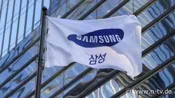 Um Marktführerschaft auszuweiten: Samsung steckt Milliarden in Chip-Industrie