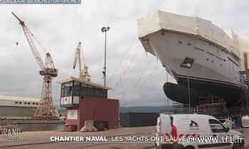 La renaissance des chantiers navals de La Ciotat - TF1