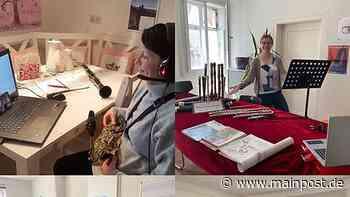 Ebern Musikschule Ebern stellte ihr Angebot digital vor - Main-Post