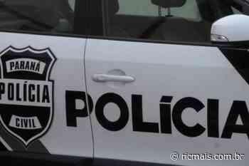 Dupla é presa suspeita de envolvimento em homicídio nos Campos Gerais - RIC Mais