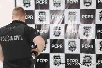 PCPR prende dois homens por estupro nos Campos Gerais - Polícia Civil do Paraná
