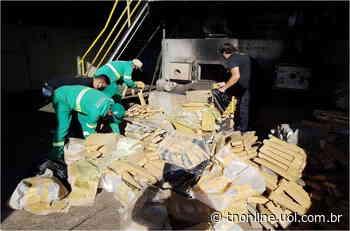 PF combate o contrabando de cigarros nos Campos Gerais - TNOnline - TNOnline