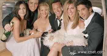 Friends' reunion special to hit HBO Max May 27 after yearlong delay     - CNET