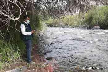 ANA identifica 53 puntos críticos en los ríos Fortaleza, Pativilca y Supe - Agencia Andina