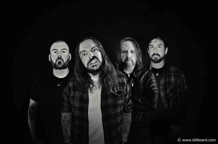 Seether Scores Second Straight Mainstream Rock Airplay No. 1 With 'Bruised and Bloodied'