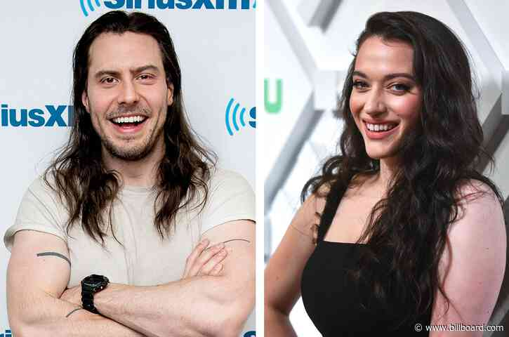 Andrew W.K. and Kat Dennings Are Engaged: See Her Ring