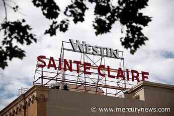Westin San Jose, formerly downtown's Sainte Claire hotel, is up for sale - The Mercury News