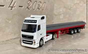 Vestone - Ridateci il camioncino di papà - Valle Sabbia News