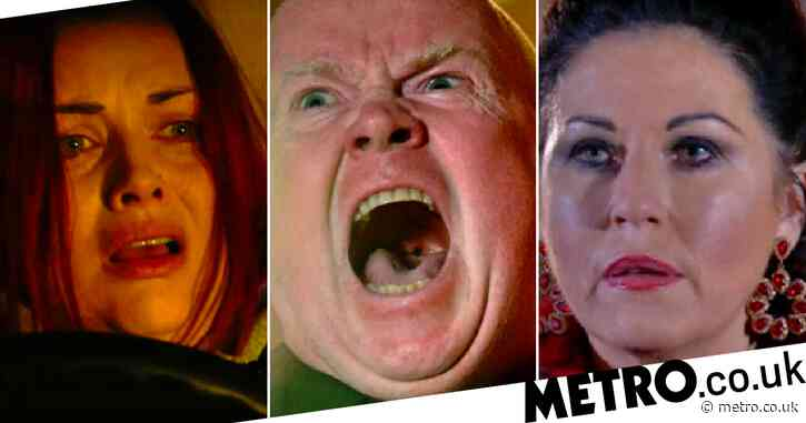 EastEnders spoilers: Phil Mitchell kills Whitney Dean as he discovers she left Kat Slater to die?