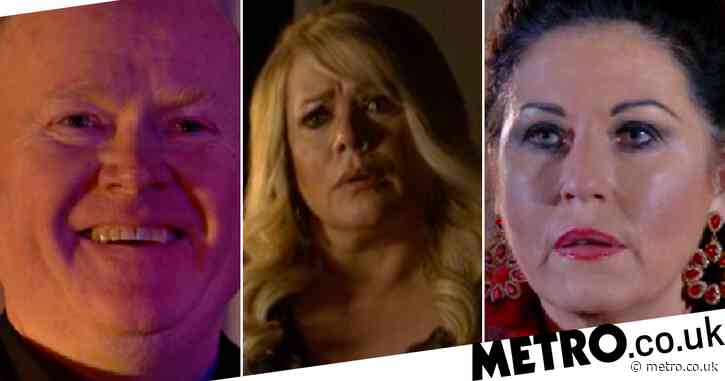 EastEnders spoilers: Sharon Watts heartbroken as she finally discovers Phil Mitchell and Kat Slater's sex secret
