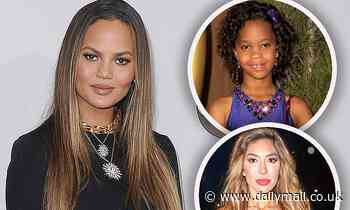 Chrissy Teigen faces further backlash for negative Quvenzhane Wallis and Farrah Abraham tweets