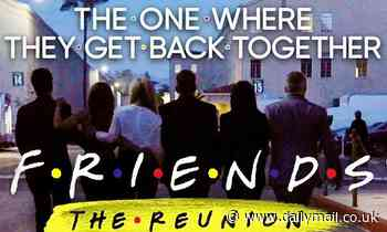 Friends reunion: HBO Max gives 27 May release date as guest star Reese Witherspoon revealed