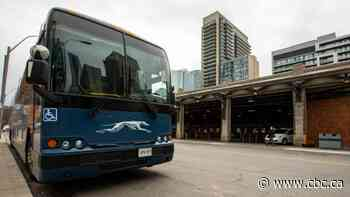 End of an era as Greyhound pulls out of Canada