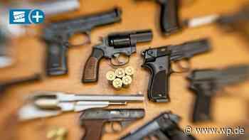 Amtsgericht Marsberg: 42 Waffen und 10.000 Stück Munition - Westfalenpost
