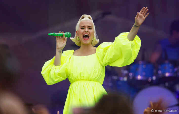 Katy Perry teases new 'Pokémon' song 'Electric'