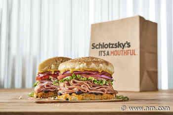Schlotzsky's streamlines menu, offers meatier sandwiches, promotes it with Terry Bradshaw