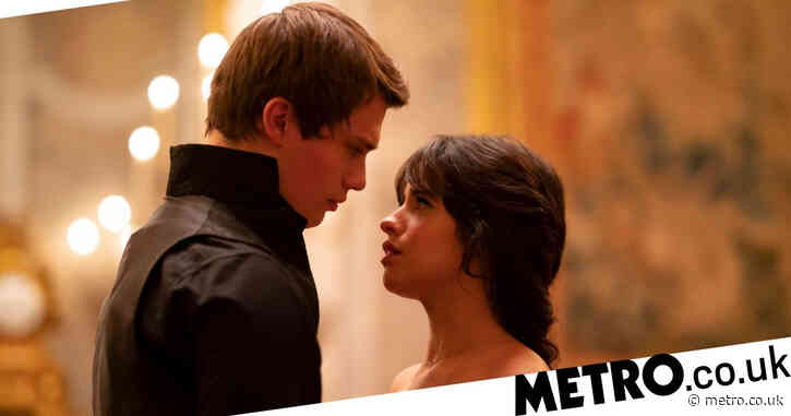 Camila Cabello looks every bit a princess in first look at Cinderella remake